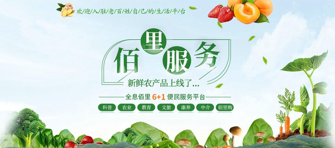 网购生鲜持续火热 佰里购成线上买菜新阵地 第1张